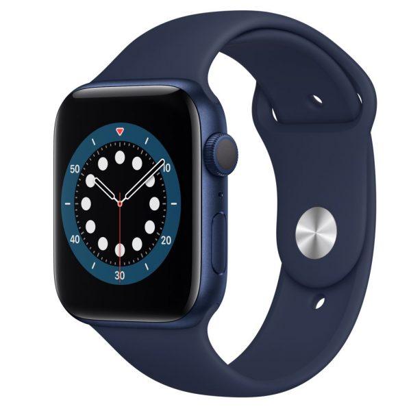 Apple Watch Series 6 Blue Sport Band 40mm GPS MG143