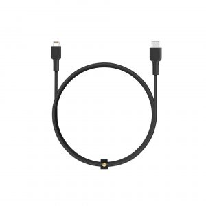 Aukey Braided Nylon MFi USB-C to Lightning Cable 3.95ft (CB-CL1)