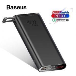 Baseus 22.5w Starlight Digital Display 20000mAh