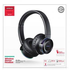 Joyroom JR-H16 Bluetooth Headphone (Black)