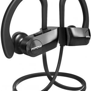 Mpow D7 Bluetooth Sports Wireless Earphone IPX7 Waterproof Noise Cancelling Mic