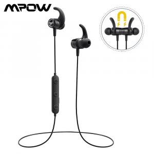 Mpow S10 IPX7 Waterproof In-Ear Earphone Sports Bluetooth