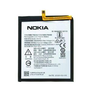 Nokia 6.1 Plus battery
