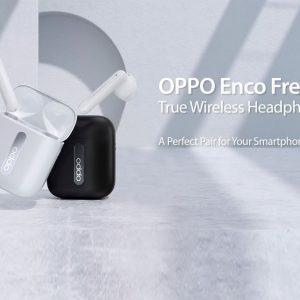 Oppo Enco Free TWS Wireless Earbuds