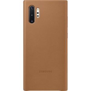 Samsung Galaxy Note10 plus Leather Back cover