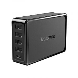 Tronsmart U5P 60W Desktop Charger with USB-C Power Delivery