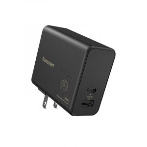 Tronsmart WPB01 5000mAh 2 in 1 Portable Travel Charger Power Bank Portable Charger 5V2.4A