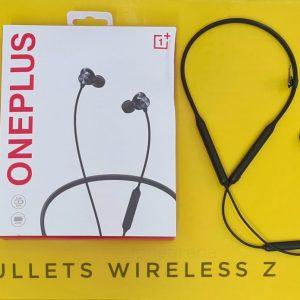 oneplus bullets wireless z black