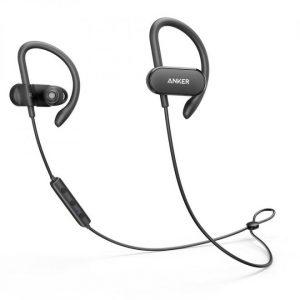 Anker SoundBuds Curve Wireless Headphones Bluetooth 4.1 Sports Earphones