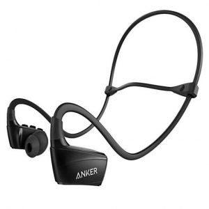 Anker SoundBuds Sport NB10 IPX5 Water-Resistant Bluetooth Headset with Adjustable Neckband
