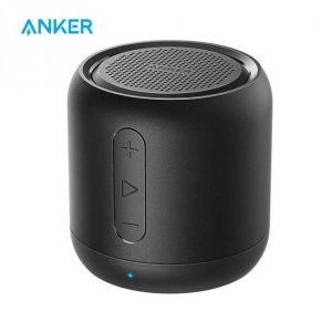 Anker Soundcore Mini Super-Portable Bluetooth Speaker 15-Hour Playtime - Black