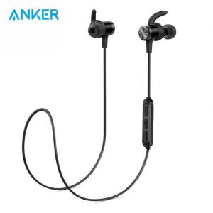 Anker Soundcore Spirit Sports Earbuds Bluetooth 5.0, 8H Battery - Black