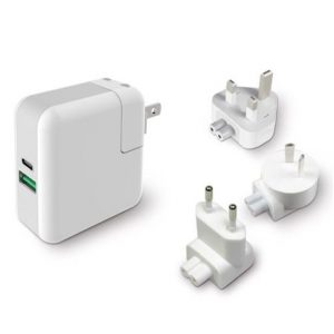 Apple Macbook 29W Type-C QC3.0 High Quality Charger