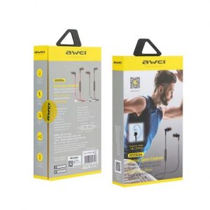 Awei B990BL Sport Wireless Bluetooth Stereo Earphone With Microphone