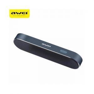 Awei Y220 Wireless Metal Dual-Track Sensor Touch Boombox Speaker