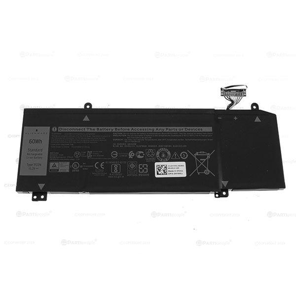 Dell Alienware M15 ALW15M P79F M17 ALW17M G5 5590 G7 7590 7790 1F22N P40E P82F001 60Wh 100% OEM Original Laptop Battery