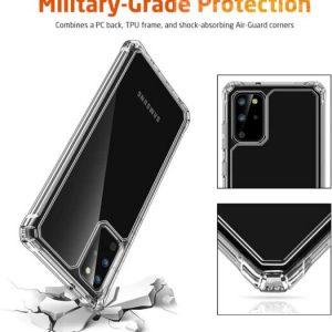 ESR Air Armor Clear Protective Case Galaxy S20 Plus