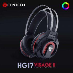 Fantech HG17 Black Gaming Headphone