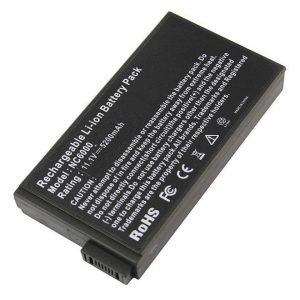 HP Compaq NC6000 6 Cell Laptop Battery (Vendor Warranty)