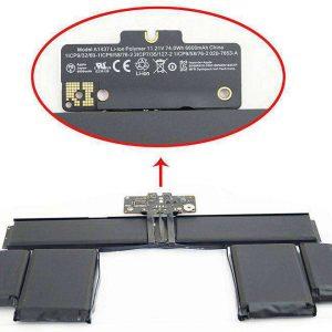 "Apple MacBook Pro 13"" Retina A1437 Late 2012 2013 Battery"