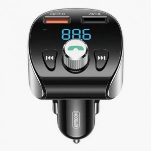 Joyroom JR-CL02 Bluetooth Car Kit with FM Transmitter
