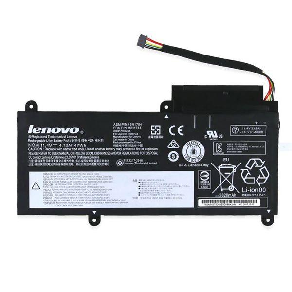 Lenovo ThinkPad E450 E450C E460 E460C E455 E465 E465C 45N1755 100% Original Battery (Vendor Warranty)