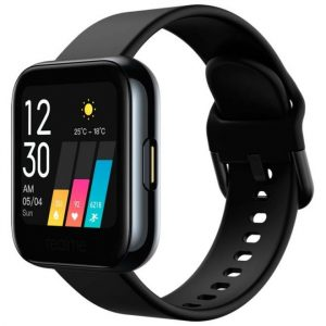 Realme Watch 1.4 IP68 Water Resistant, 9 Day Battery Life, Bluetooth 5.0, Smartwatch - Black