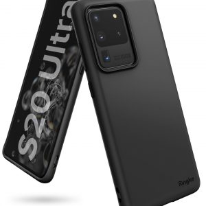 Ringke Air-S Cover For Samsung Galaxy S20 Ultra – Black