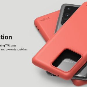 Ringke Air-S Cover For Samsung Galaxy S20 Ultra – Red