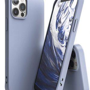 Ringke iPhone 12 Pro Max Case Air-S Black Lavender Gray