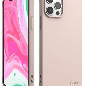 Ringke iPhone 12 Pro Max Case Air-S Pink Sand