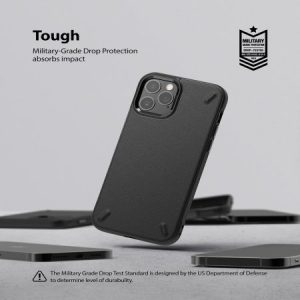 Ringke iPhone 12 Pro Max Case Onyx Black