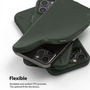 Ringke iPhone 12 Pro Max Onyx Case Dark Green