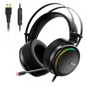 Tronsmart Glary Gaming HeadPhone with 7.1 Virtual Sound