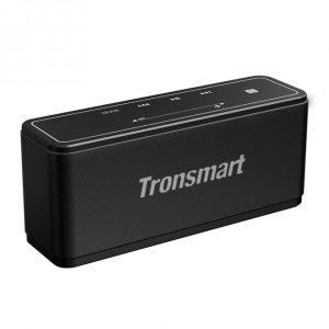 Tronsmart Mega 40W Bluetooth Speaker with 15-Hour Playtime, Built-in Mic, NFC & Deep Bass