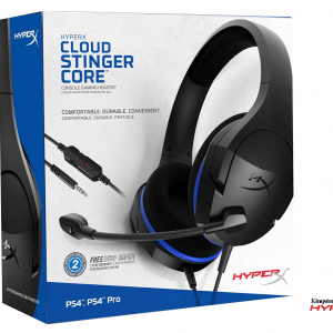 HyperX Cloud Stinger Core Wired Gaming Headphone