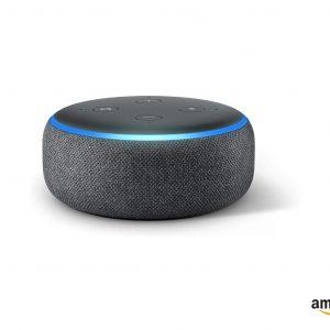 Amazon Echo Dot 3rd Gen. Smart speaker with Alexa
