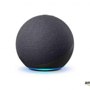 Amazon Echo Dot 4th Gen. Smart Speakers with Alexa