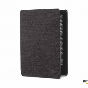 Amazon Kindle with Light 10th Gen. Fabric Cover Black