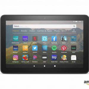 "Amazon Fire HD 8 Tablet, 8"" HD display, 32 GB - 10th Gen"