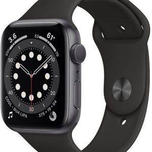 Apple Watch Series 6 Sport Band 40mm GPS Space Grey MG133
