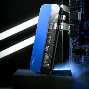 Baseus CAHUB-TS03 Transparent Series Type-C To Type-C USB Hub + 4K HDMI