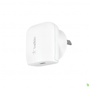 Belkin 18W Type C PD Wall Charger - White
