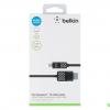 Belkin Mini DisplayPort to HDMI Cable - 3.6M - Black