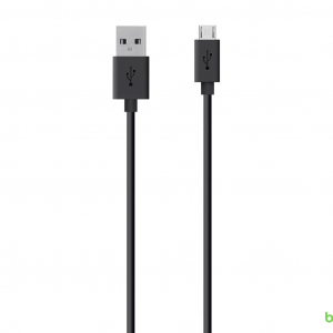Belkin MIXIT Micro USB Charge/Sync Cable 2M - Black