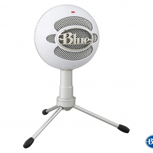 Blue Snowball iCE USB Mic for Recording on PC