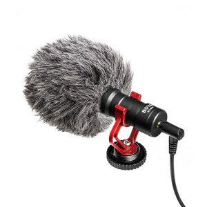 Boya BY-MM1 Universal Cardioid Shotgun Microphone