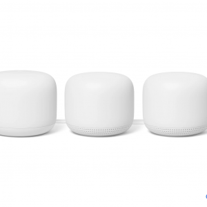 Google Nest Wifi Router & 2 Points - Snow