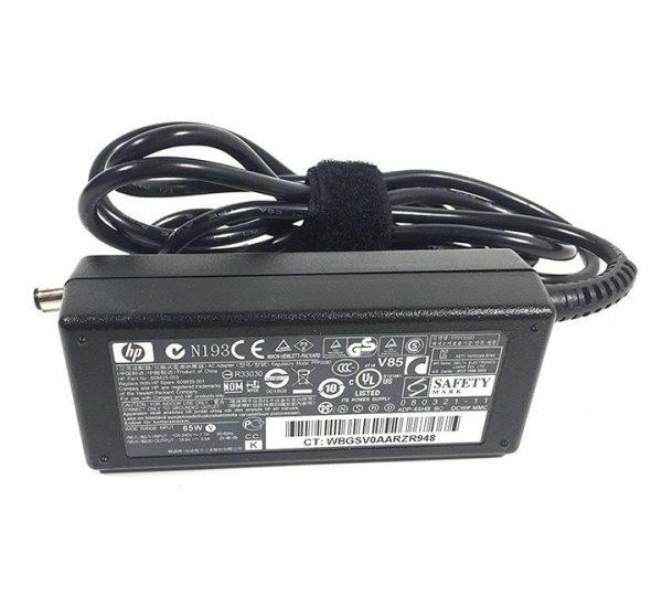 HP Compaq NC2400NC4400 NC8430 NX6310 65W 18.5V 3.5A Laptop Original AC Adapter Charger (Vendor Warranty)