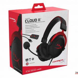 HyperX Cloud II Gaming Headphone